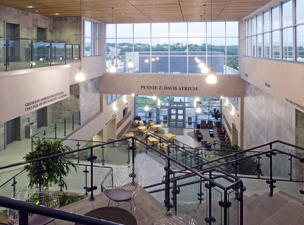 Bellevue University - Educational Services Building