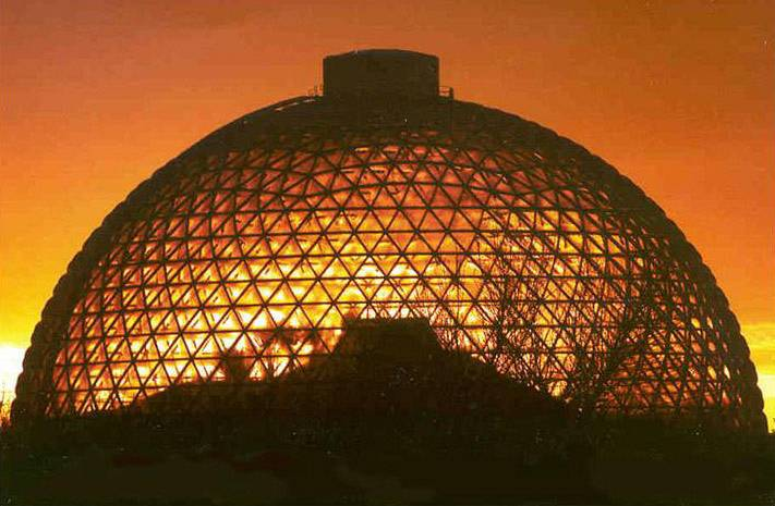 Henry Doorly Zoo - Desert Dome and Kingdoms of the Night