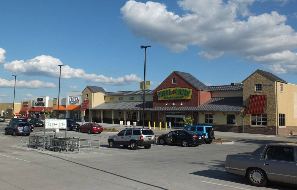Grayhawk West Retail Buildings
